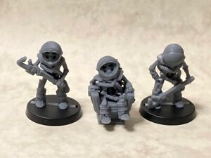 Space skeleton command for tabletop & roleplaying games