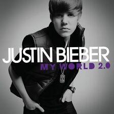 Justin Bieber - My World 2.0 [New CD]