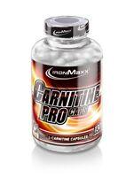 Carnitin Pro Ironmaxx 130 Kapseln Eur14.03/100g + Hammergutschein