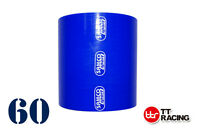 """Silicone Samco Straight Coupler Hose Coupling 60mm (2.375"""") 2.375 inch 3-ply"""
