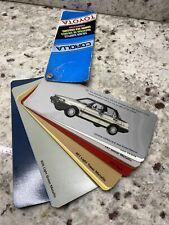 Genuine Toyota Corolla Lift back Sedan E80 Colour Sample Dealer Sales Aid