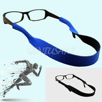 Glasses Lanyard Neck Cord Sunglasses Chain Straps Sports Neoprene Swimming Gym L