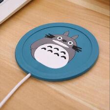 Hot USB Power Suply Office Tea Coffee Cup Mug Warmer Heating Cup Mat Pad Coaster