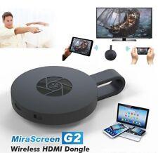 Mirascreen G2 Dual Band Wireless WiFi Display Dongle, HDMI 1080P TV Converter