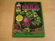 DVD / THE INCREDIBLE HULK - SEIZOEN 1 - VOLUME 1