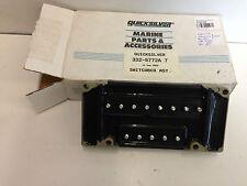 Quicksilver Mercury Mariner Repuesto 332-5772a-7 switchbox Asamblea