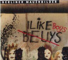 BOOK - BERLINER MAUERBILDER - NICOLI [COLR PAINTINGS ]