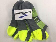 3 Pair of Brook's  Ghost Midweight Socks Medium