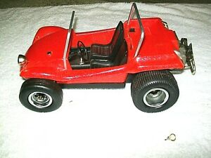 COX DUNE BUGGY BAJA TETHER CAR GAS POWERED 1960s 70s