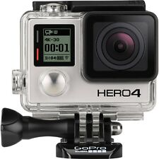 GoPro Hero4 Black Edition - Silver