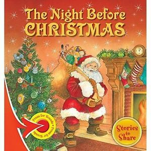 (Good)-Storeis to Share - The Night Before Christmas: With Sounds (Picture Book