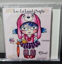 Marci-La-La Land Crafts Cling Rubber Stamp-Stamping Crafts