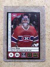 08-09 Panini Stickers NHL Hockey CAREY PRICE #47