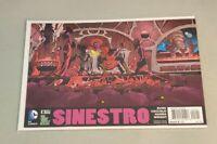 SINESTRO, DARWYN COOKE VARIANT #8-THE NEW 52, DC Comics (Green Lantern)