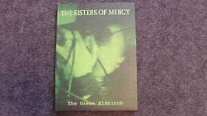 The Sisters of Mercy - The Green Eldritch A5 CD