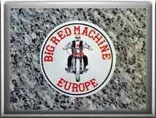 """HELLS ANGELS Support 81 Sticker Aufkleber """"Big Red Machine Europe"""" A03"""