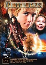 Peter Pan DVD Movie BRAND NEW SEALED BEST FAMILY FANTASY FILM R4