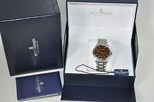 REVUE THOMMEN Slimline 15005-3136 Brown Dial Mechanical Men's Watch (306395)