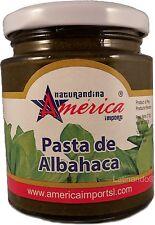 Basilikumpaste aus Peru - Pasta de Albahaca - 212g