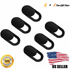 6PCS WebCam Cover Slide Camera Privacy Security Protect Sticker For Phone Laptop