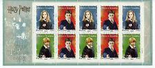 France : 2007 Carnet 10 timbres-Poste HARRY POTTER Neuf ( MNH )