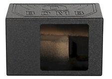 """Rockville RQB12 SQ Single 12"""" Side Ported Solo Baric L7S/L7R Sub Box Enclosure"""