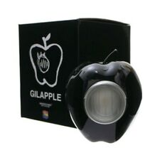 UNDERCOVER MEDICOM TOY GILAPPLE Light Gloss Black Apple Takahashi Jun Japan F/S