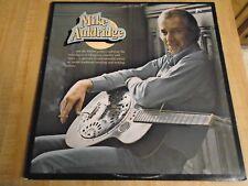 Mike Audlridge Self Titled VG+ Flying Fish 029 Dobro Guitar 33rpm