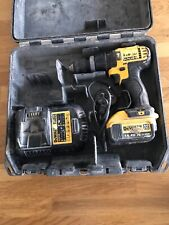 DeWalt DCD735 Drill Driver 14.4V Lithium-Ion (Li-Ion)  Battery 4.0Ah and Charger