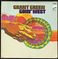 GRANT GREEN Goin' West LP Blue Note BST 84310 PROMO 1ST PRESSING 1969