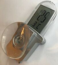 1 Fensterthermometer GRUNDIG Thermometer Außenthermometer Zimmerthermometer LR44