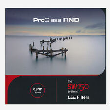 Lee SW150 Pro Glass IRND 0.9 3 Stop ND Filter (SW150PG3) *NEW*