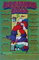 Maritime Hall Poster –December 1998 MHP #54, Zero, Kimock, Crowes, Incubus