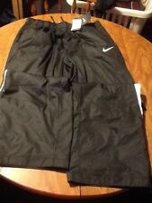 Nike women storm-fit training sweat pants womens medium nwt drifit zippered legs