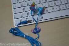 MINION interni EARPHONE 3.5 MM Cuffie Auricolari per iPhone 5 5C 5S IPAD IPOD 1-4