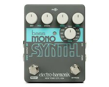 Electro Harmonix Bass Mono Synth Synthesizer Pedal