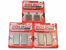 Goldfren Brake Pads Front & Rear For Ducati 748 SP 1998