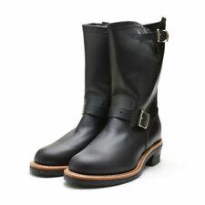 "Original Chippewa Collection Mens 1901M48 11"" Engineer Boots Black  Sz 8.5E RARE"