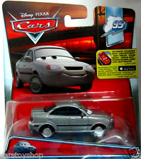 Disney Pixar Cars Sedanya Oskanian Autobahn Society Cars Silver 2016 New