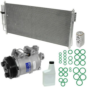 New A/C Compressor and Component Kit 1050058 -  For Altima