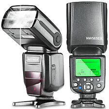 Neewer 5500k Wireless Flash Mode TTL Speedlite 565EX-N for Nikon D4/D3/D700/D300