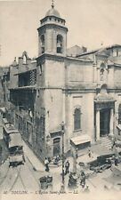 CPA - France - (83) Var - Toulon - L'Eglise Saint-Jean