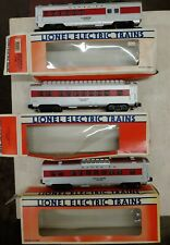 LIONEL 6-16092, 59, 58 Santa Fe train cars. 🌟read ad🌟 wrong boxes Tested. (F3)