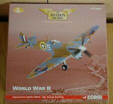 Corgi AA31914 Spitfire MkVC Sgt George Beurling 1942 Ltd Edition No.0003 of 2950