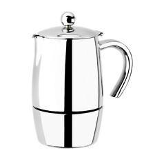 Cafetera Tradicional Bra Magna Acero 10 Tazas