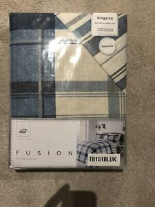 Fusion Printed Bedding KING SIZE