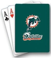 NFL Playing Cards, Miami Dolphins, New