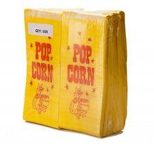 100 x Cinema Quality Popcorn Bags!