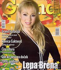 LEPA BRENA 2009 Casopis Fahreta Jahic Brcko Slatki Greh Boban Zivojinovic Gidra