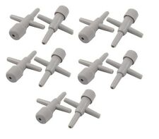 4MM TWO WAY CONTROL VALVE - 10 PACK